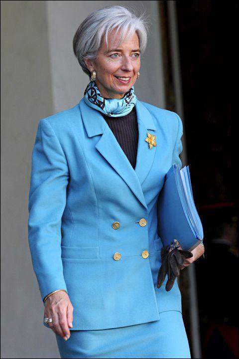 女性初の欧州銀行総裁、クリスティーヌ・ラガルドについて知っておきたい10のこと
