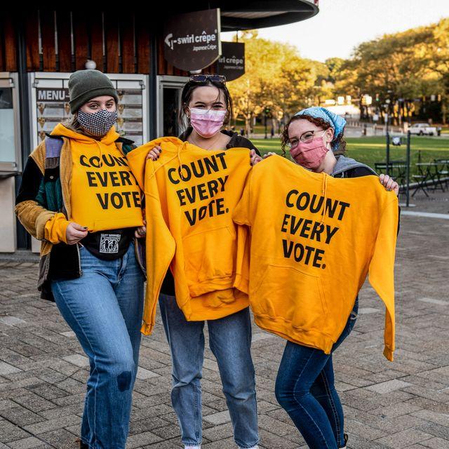 ballots votes 2020 election