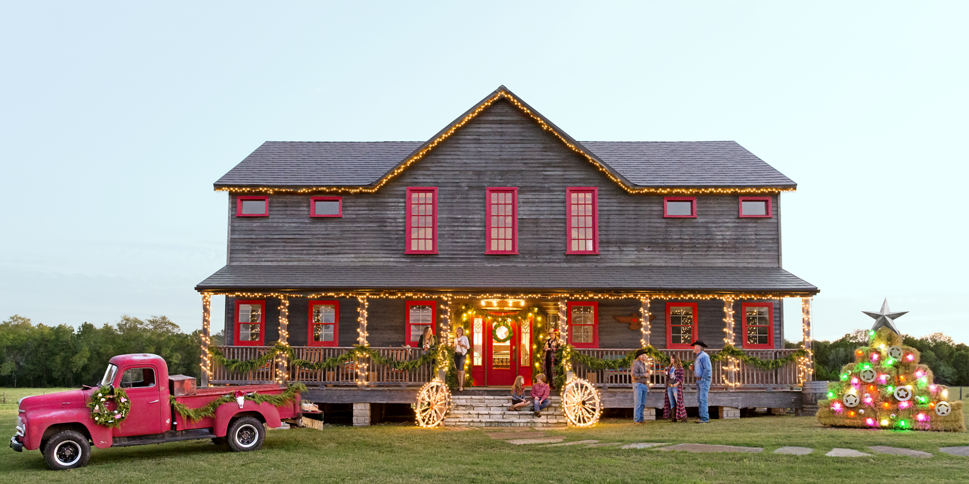 32 Ways to Have Yourself a Merry Country Christmas