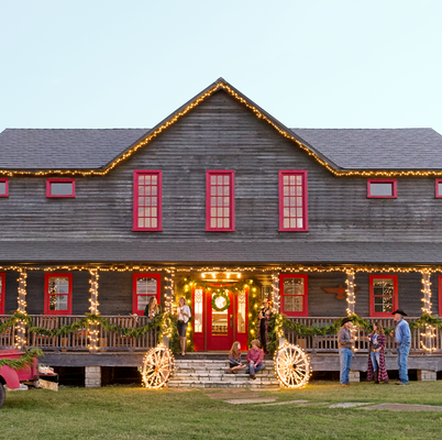 37 Country Christmas Decorating Ideas - How to Celebrate ...