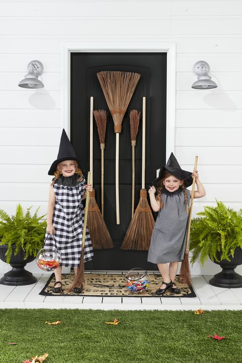 diy witch halloween costume kids