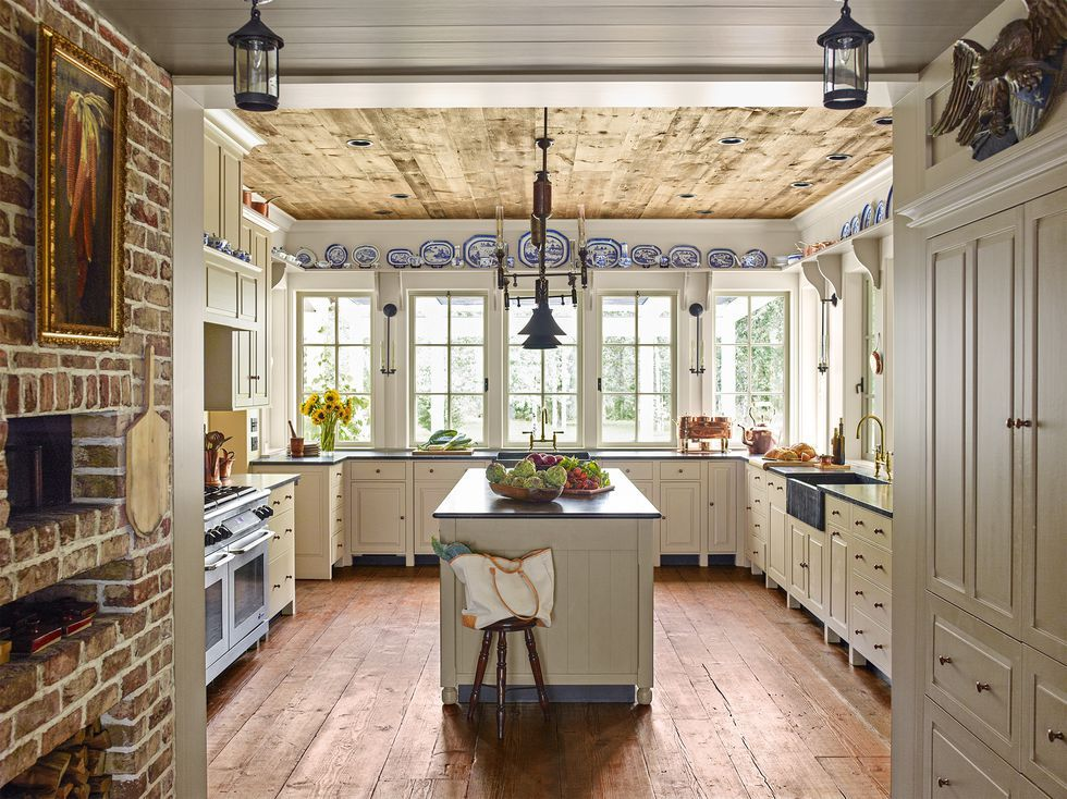 100+ Kitchen Design Ideas , Pictures of Country Kitchen