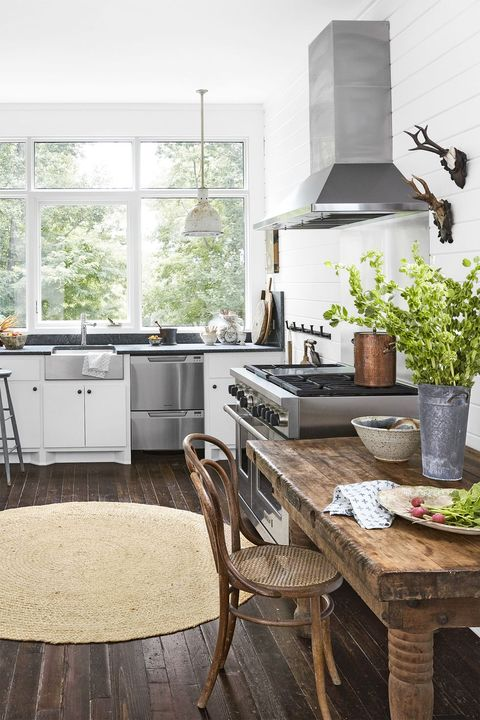 100 Kitchen Design Ideas Pictures Of Country Kitchen Decorating - Home-design-wallpaper