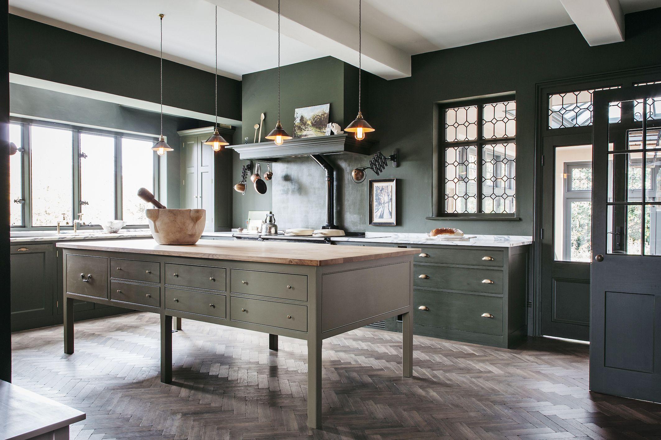 8 Gorgeous English Kitchen Ideas , English Country Kitchen Style