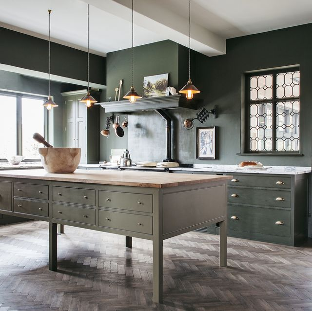 8 Gorgeous English Kitchen Ideas English Country Kitchen Style