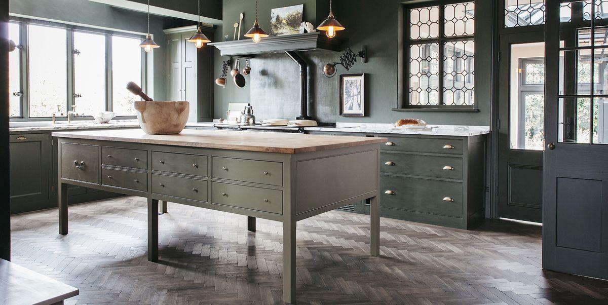 8 Gorgeous English Kitchen Ideas - English Country Kitchen Style