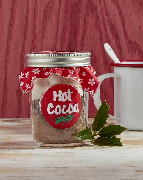 diy hot chocolate kit