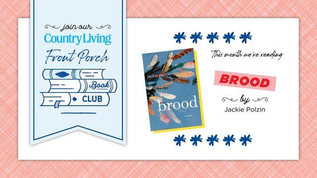 country living book club brood jackie polzin