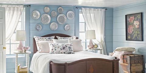 25 Best Blue Rooms - Decorating Ideas for Blue Walls and Home Decor