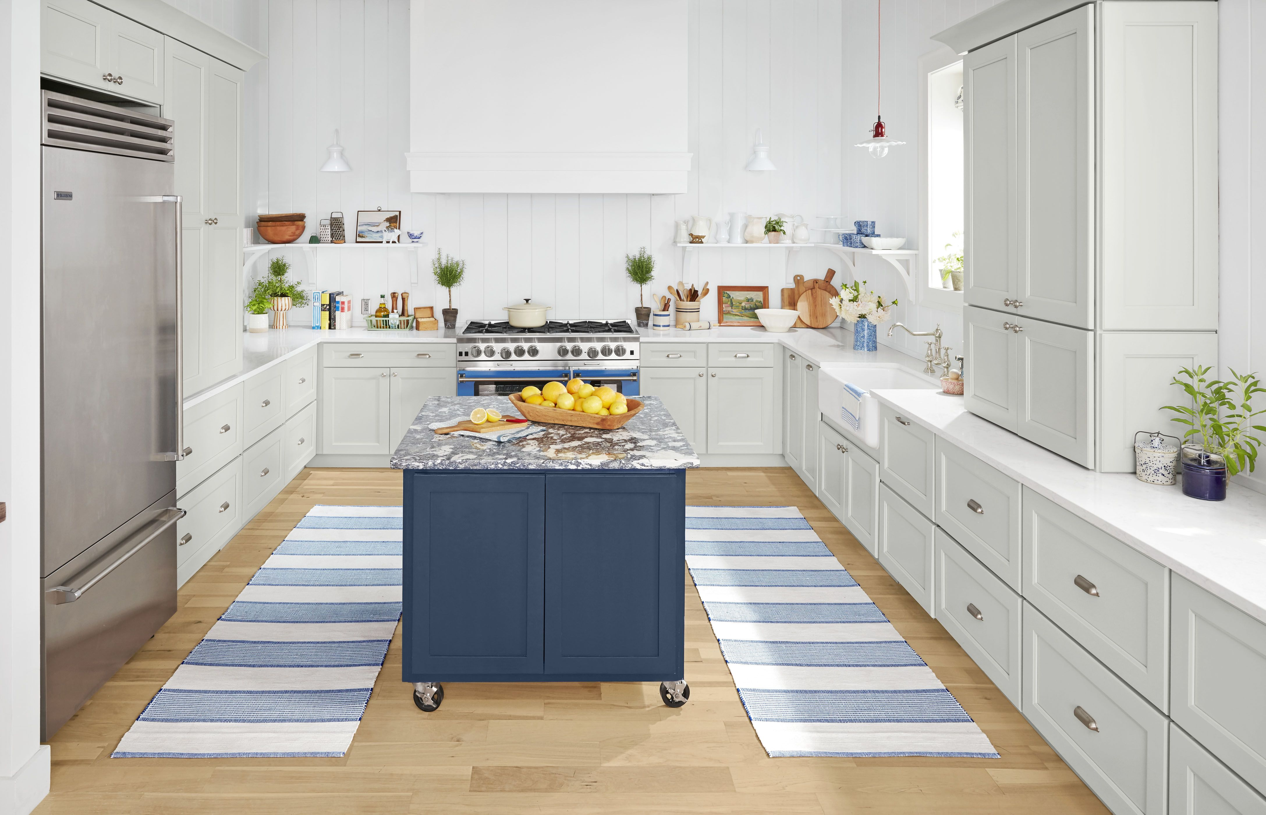 Tour The New Country Living Kitchen