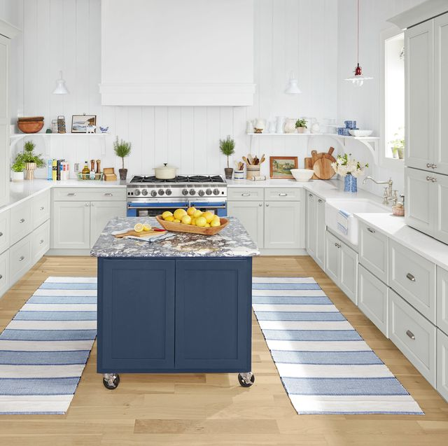 Tour the New Country Living Kitchen!