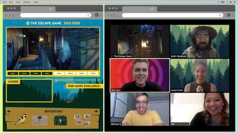 8 Virtual Escape Rooms Online Puzzles For Friends