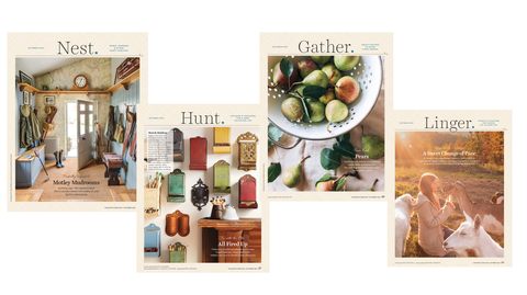 country living october issue highlights