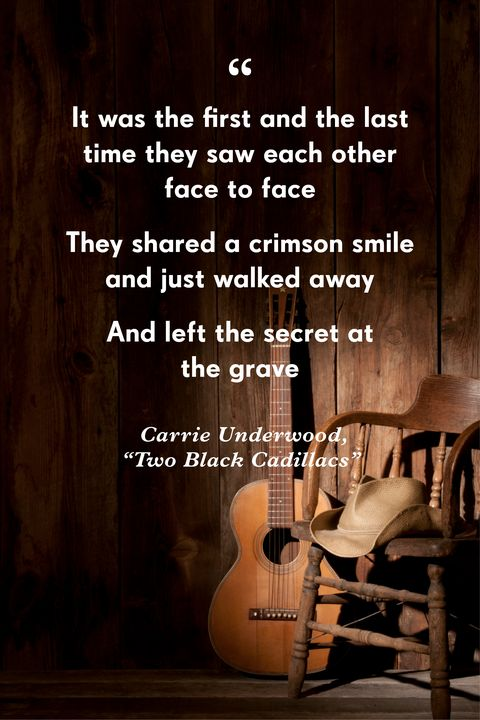 country music song quotes