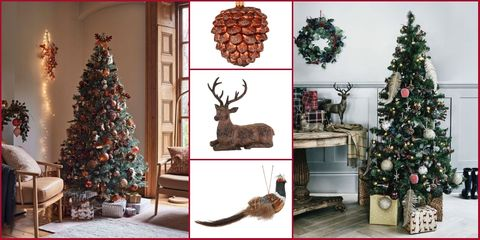 country christmas decorations - Country Christmas Decorations