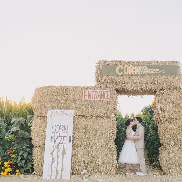 26 Photos That Will Inspire You to Have a Country Wedding ...