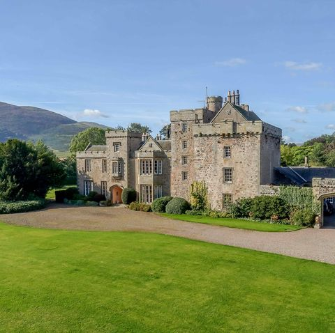 Coupland Castle for sale in Norththumberland