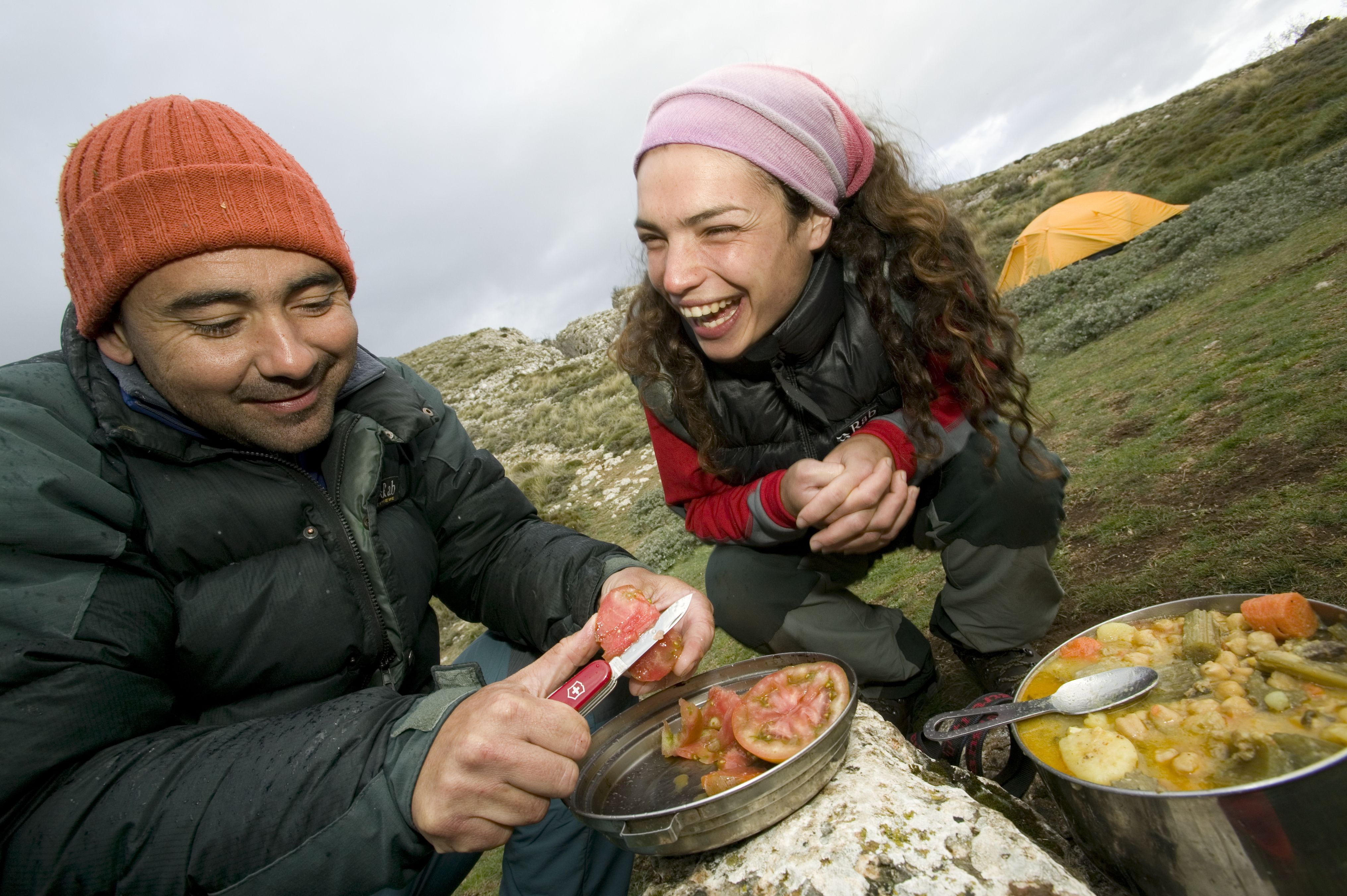 How To Eat Well When You're Camping