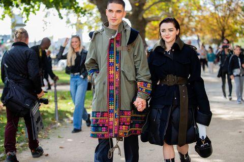 street style  paris fashion week   womenswear spring summer 2020  day eight