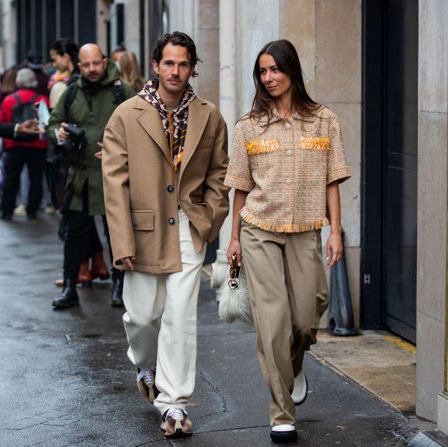 パリファッションウィーク、ストリートスナップ