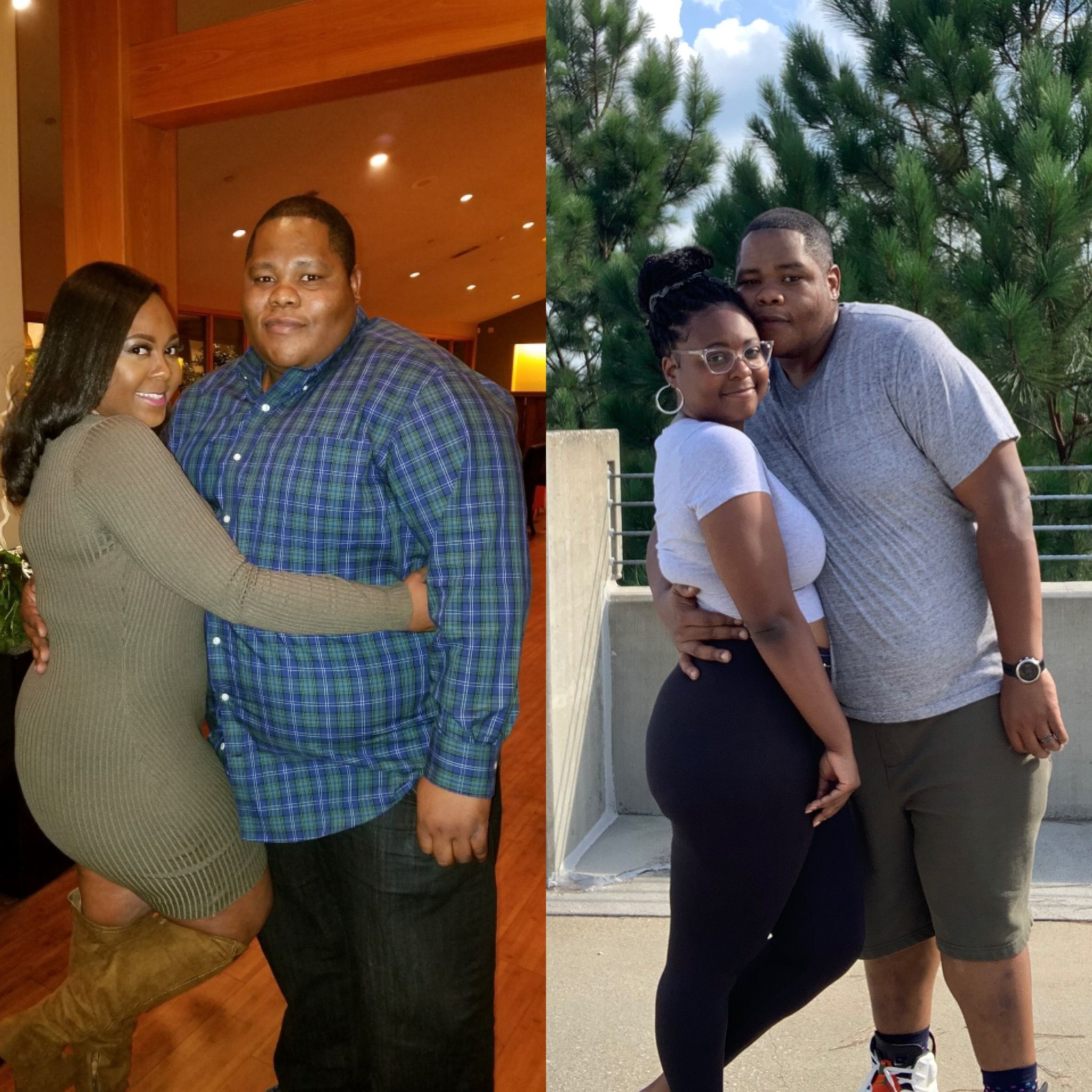 This Couple Set a Pandemic Goal to Start Running—and They Lost 115 Pounds Together