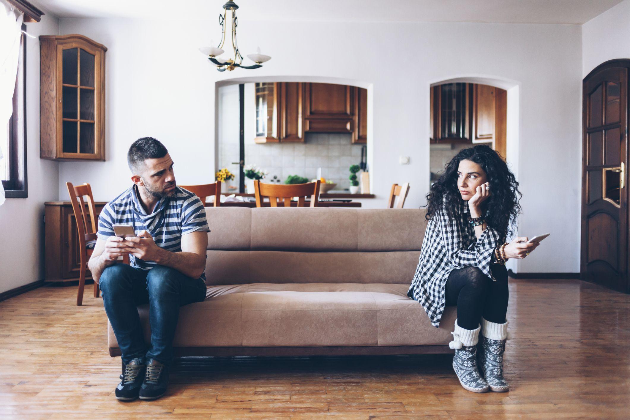 De 5 Belangrijkste Signalen Van Een Ongelukkig Huwelijk
