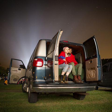 Summer Date Ideas - Drive-In