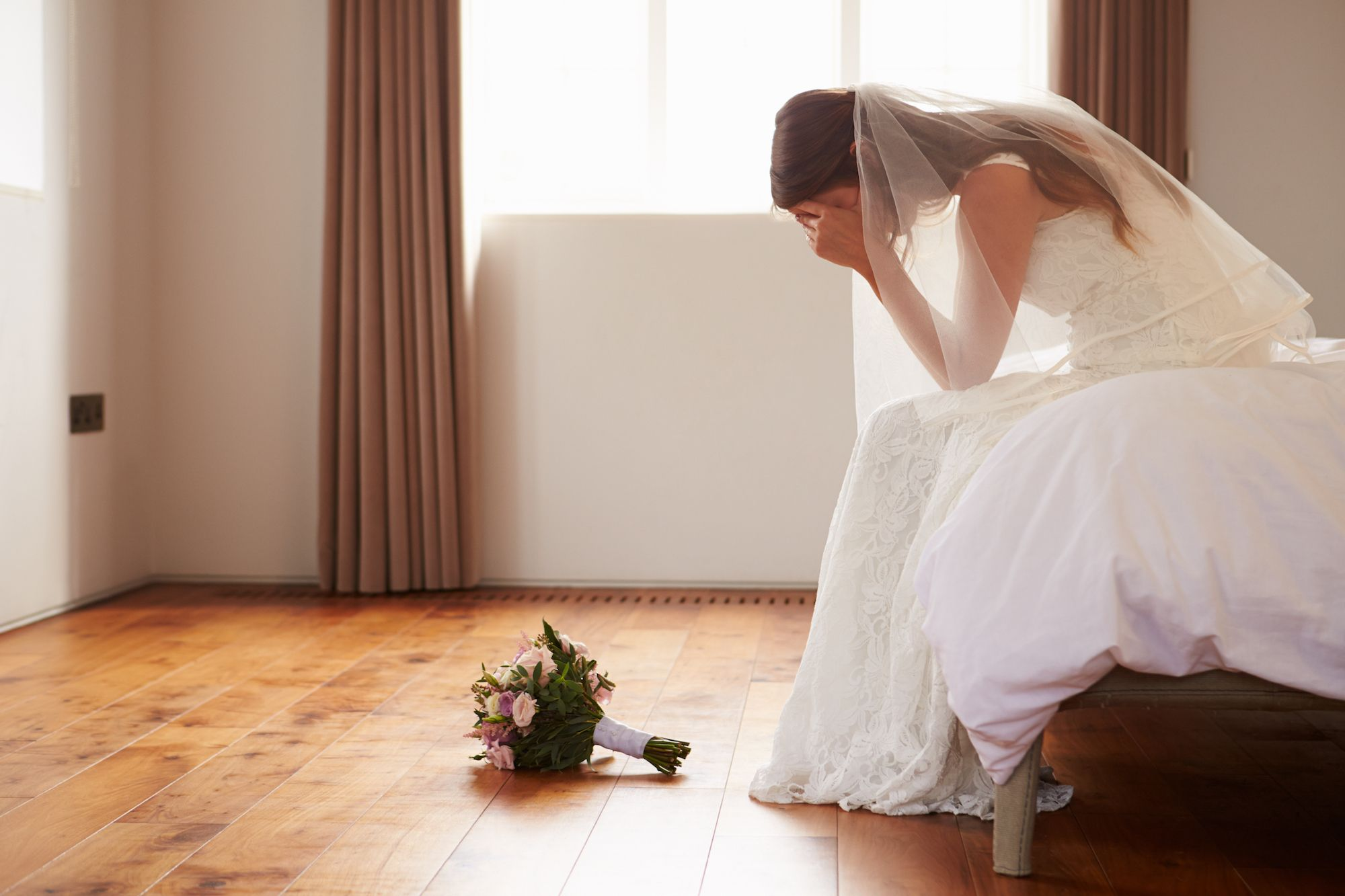 Couples must cancel their wedding if pinged by the NHS app