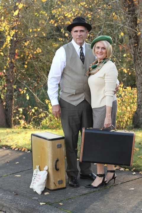 couples costumes bonnie and clyde