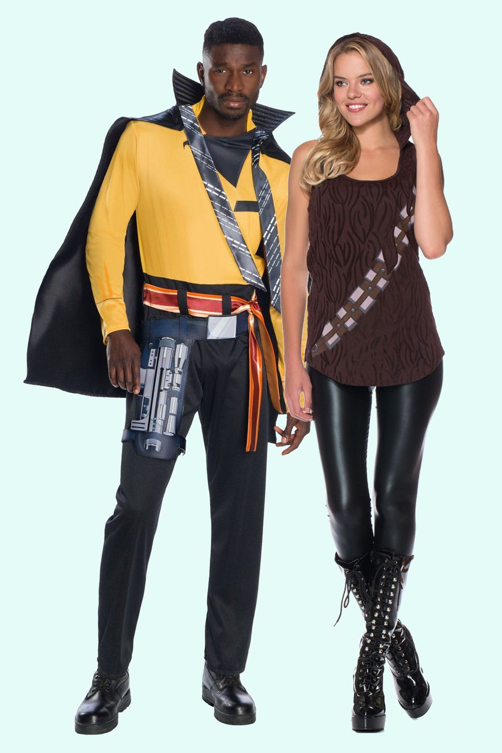 Cute Matching Couple Halloween Costumes