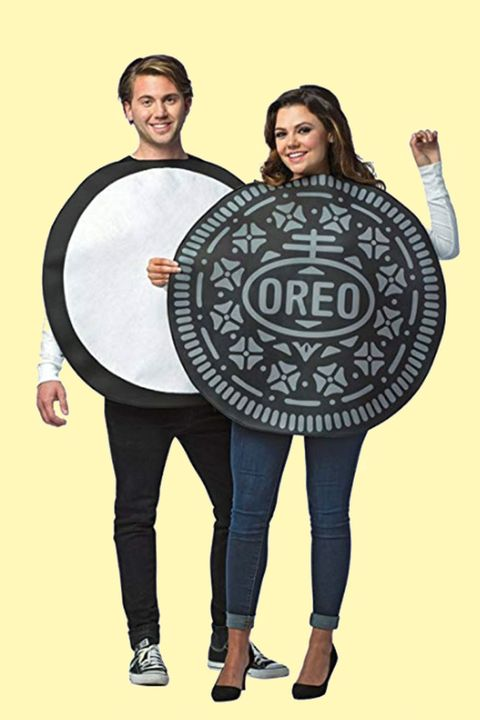oreo halloween costumes for couples