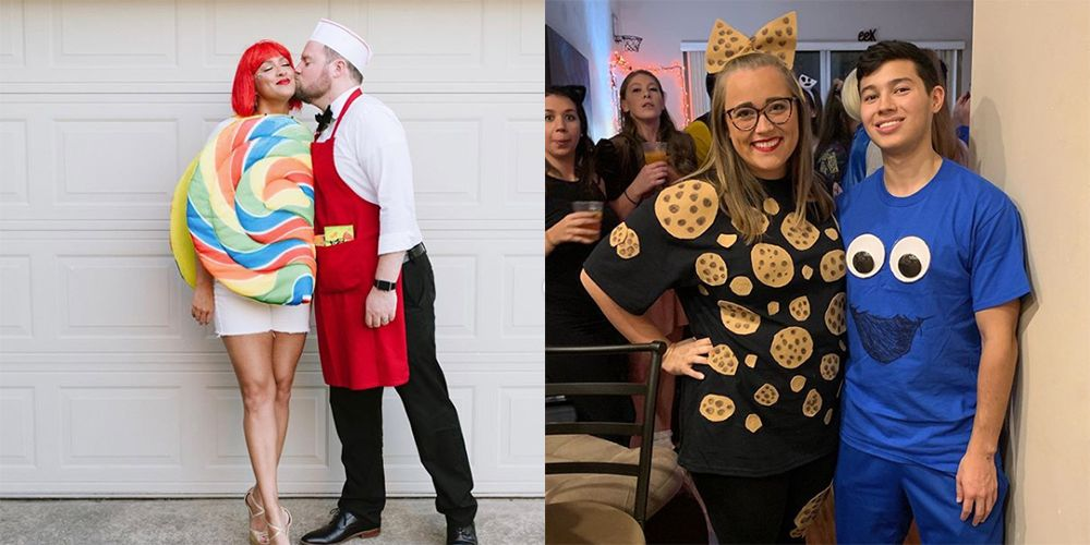 Couples Halloween Costumes For A Food-Themed Party