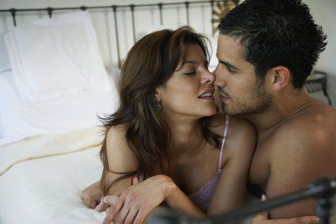Couple's sex lives