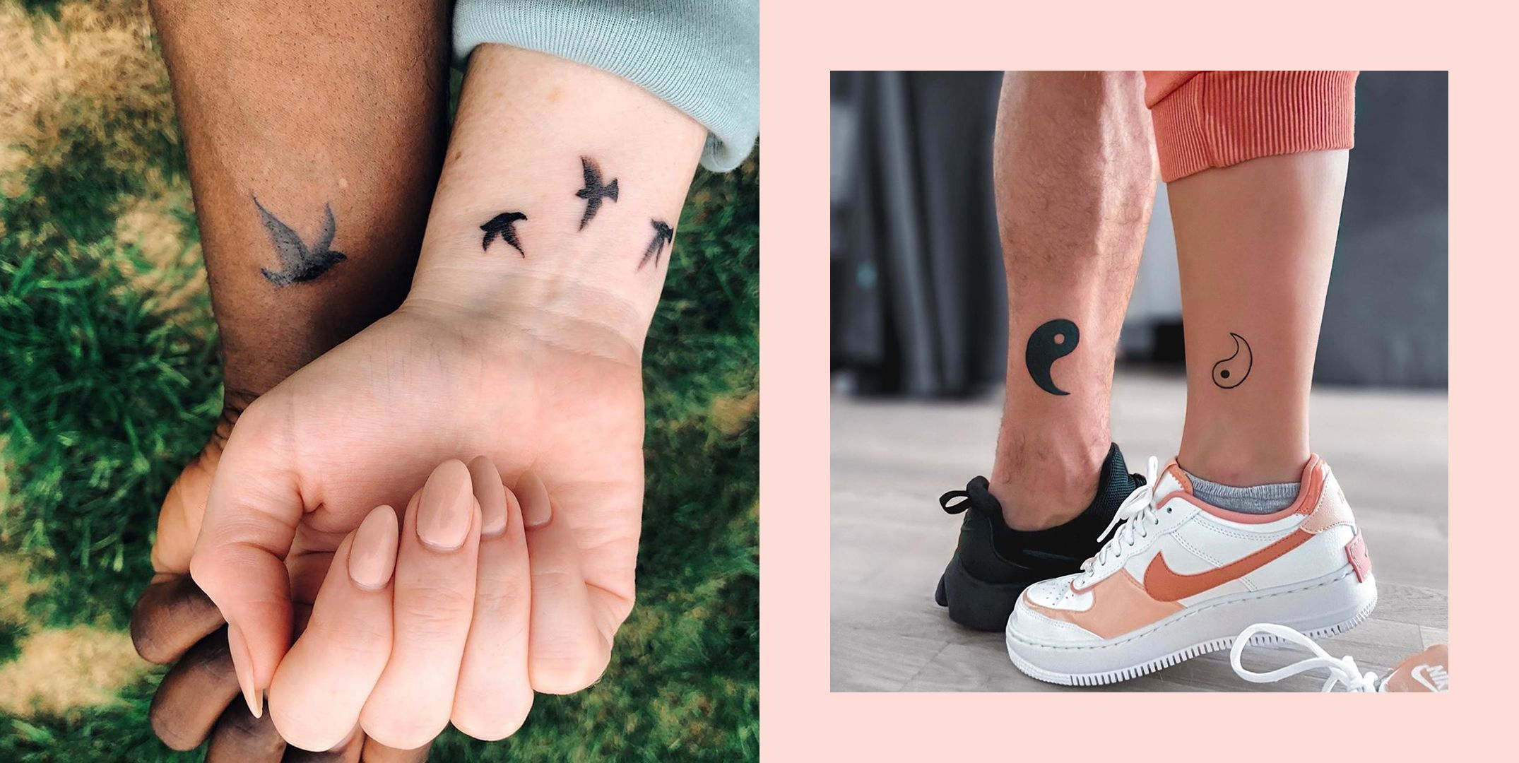 95 Couple Tattoos Ideas For 2020 That Are Truly Cute Not Cheesy