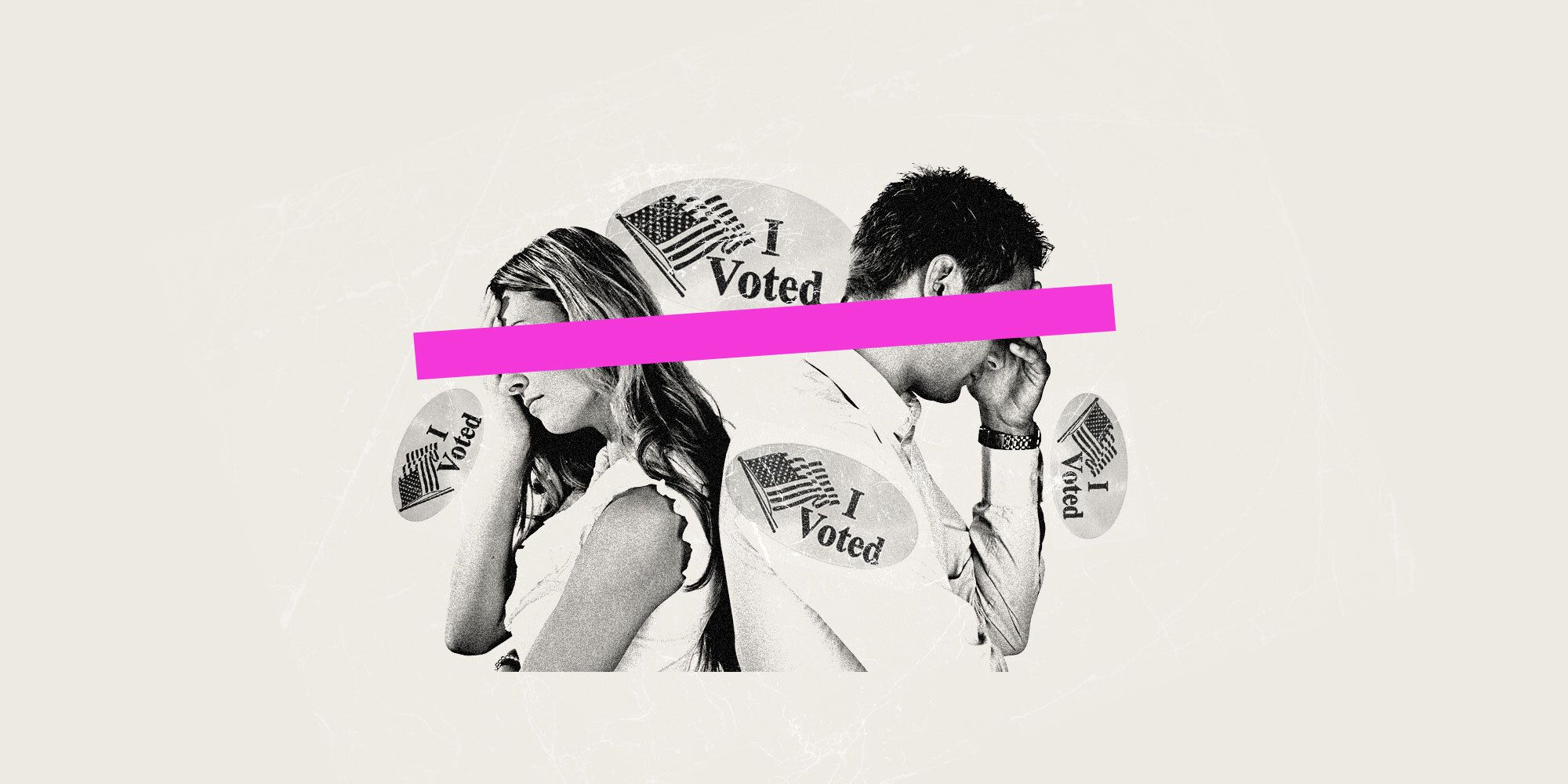 How Three Couples Are Navigating The 2020 Election