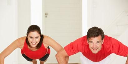 8 reasons not to hit the gym with your partner