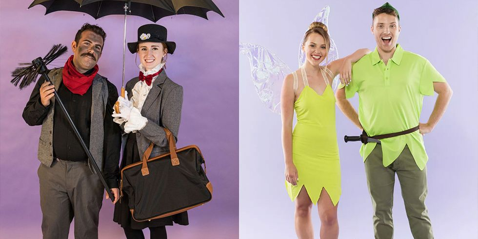 13 Disney-Inspired DIY Halloween Costumes for Adults