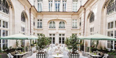 Crillon Hotel Photos