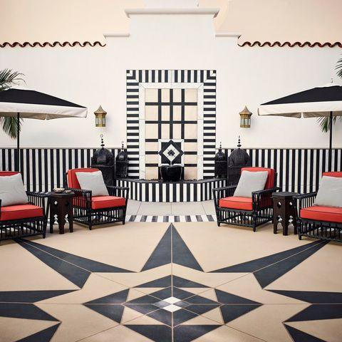 Floor, Interior design, Flooring, Room, Building, Architecture, Chair, Ceiling, Furniture, Lobby,