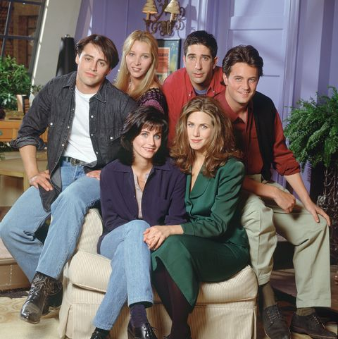 """The Movie """"Friends"""" Gang Reunion on HBO Max"""
