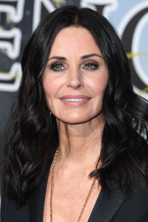 Gorgeous Hairstyles for Women Over 50 - Courtney Cox
