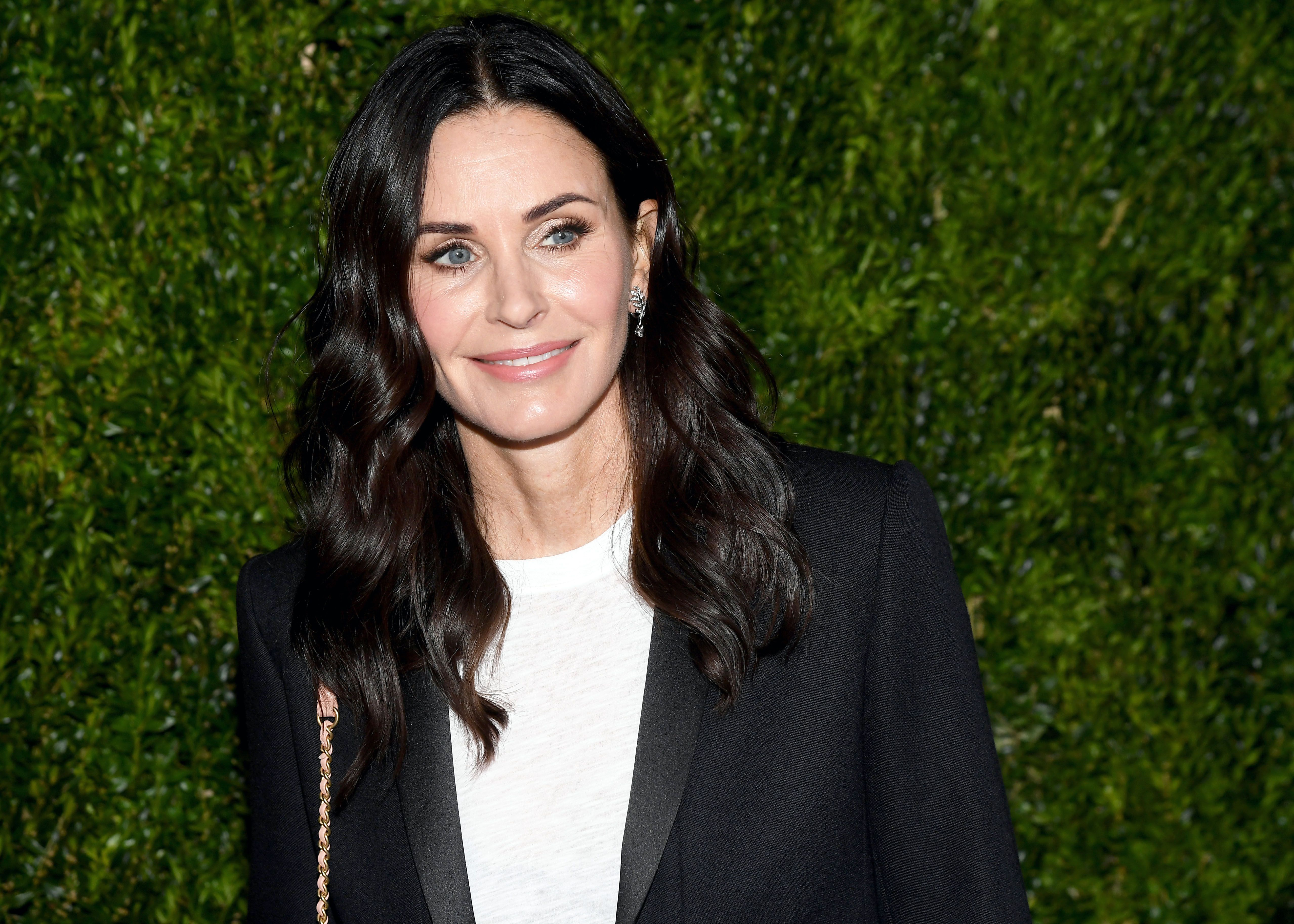 Courteney Cox Trolls Herself With a Post About a Magazine Interview She Gave in 1998 About Madonna's Style