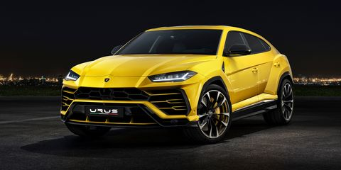 Lamborghini Urus SUV Review - What Lambo's First Ever SUV Drives Like