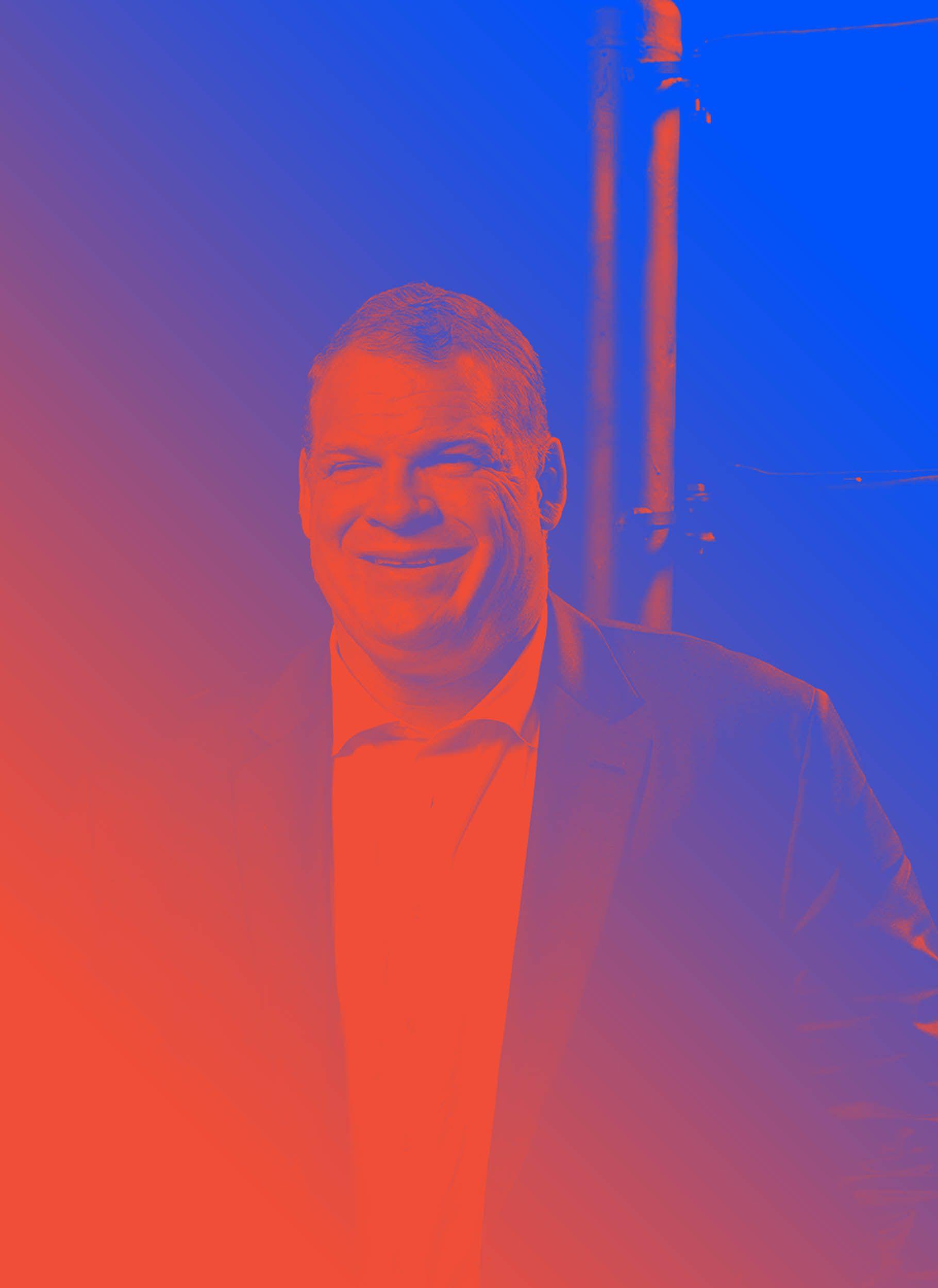 Glenn Jacobs Was a Three-Time WWE World Champion. Now He's Mayor Kane.