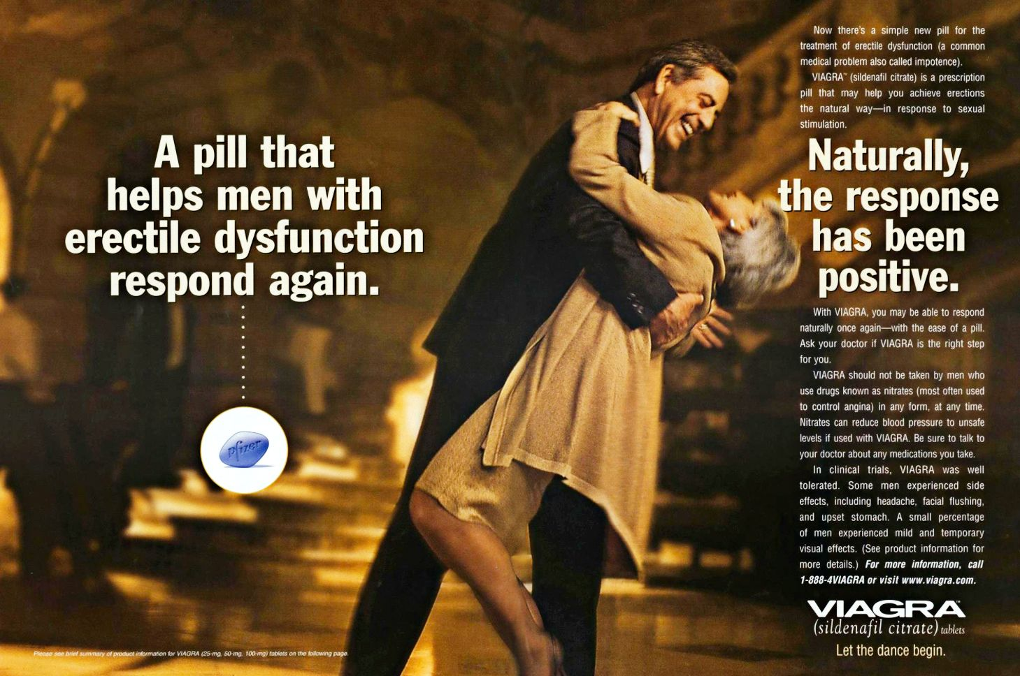 How Viagra Went from a Medical Mistake to a $3-Billion-Dollar-a-Year Industry