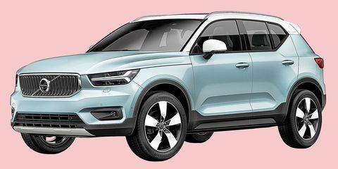 Volvo Is Offering Subscriptions for XC40 to Get Millennial
