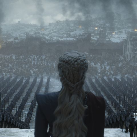 Game Of Thrones Season 8 Episode 6 Finale Photos Show The