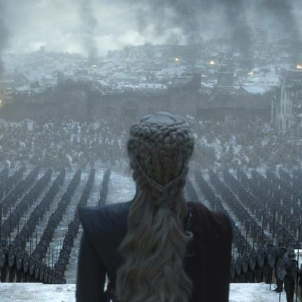 Game of Thrones just shared two new photos ahead of the final episode
