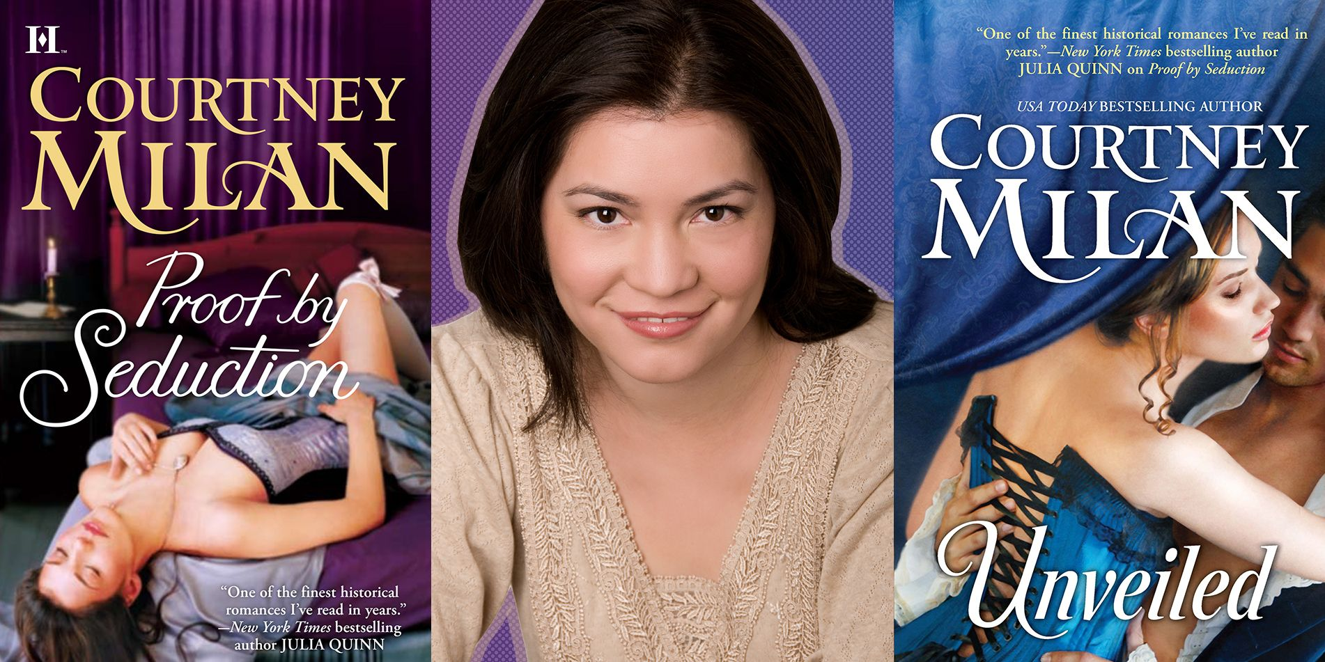 Courtney Milan on Feminism and the Romance Novel