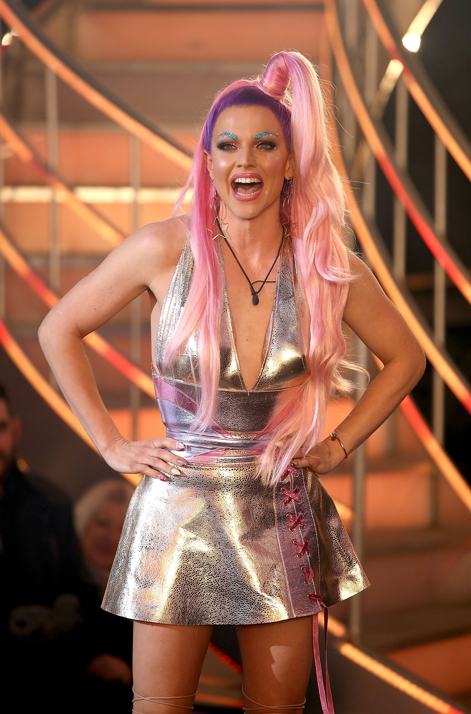 Dancing with the Stars' Courtney Act weighs in on criticism of Strictly Come Dancing same-sex dance pairings